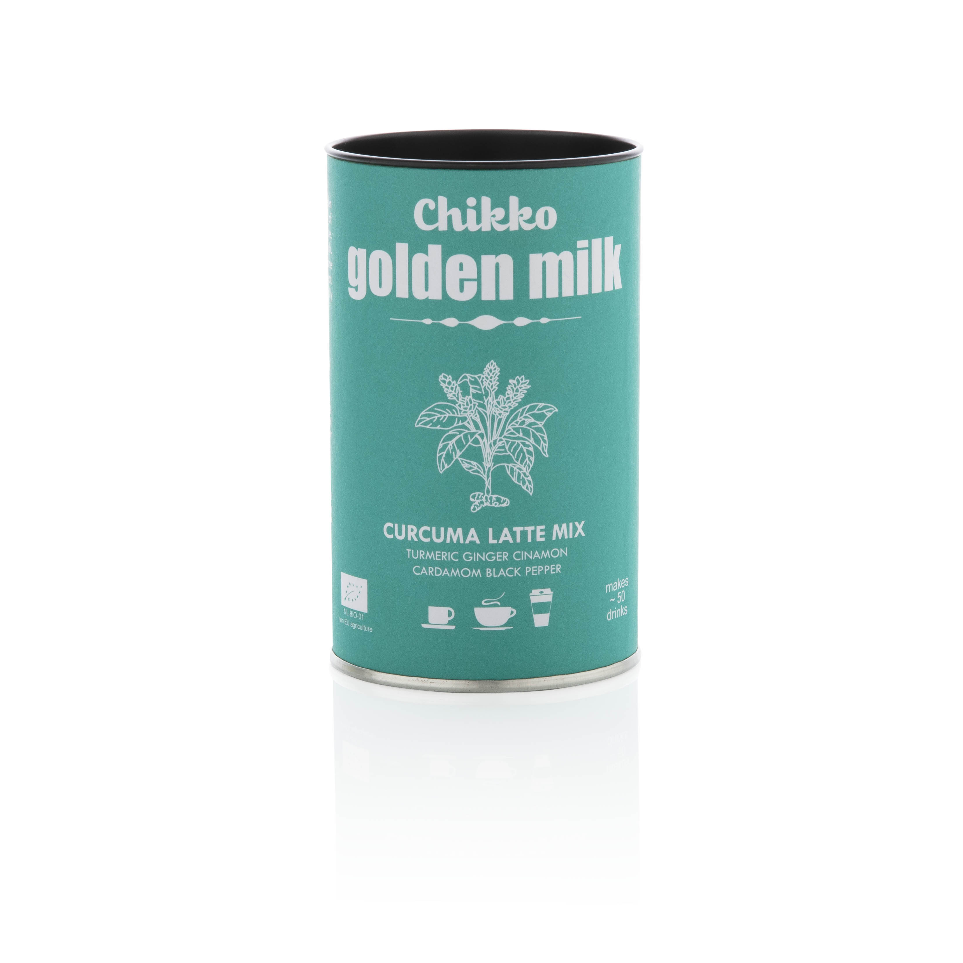 Chikko Golden Milk
