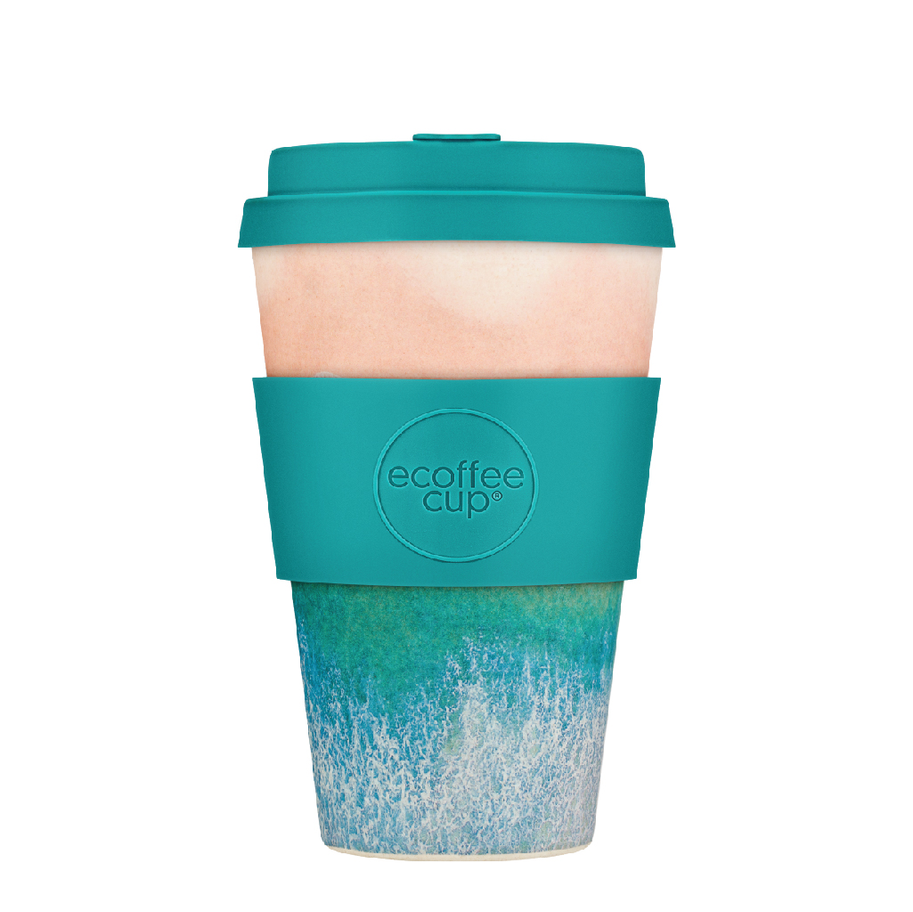 Reusable to go coffee cup Portcurno 400ML