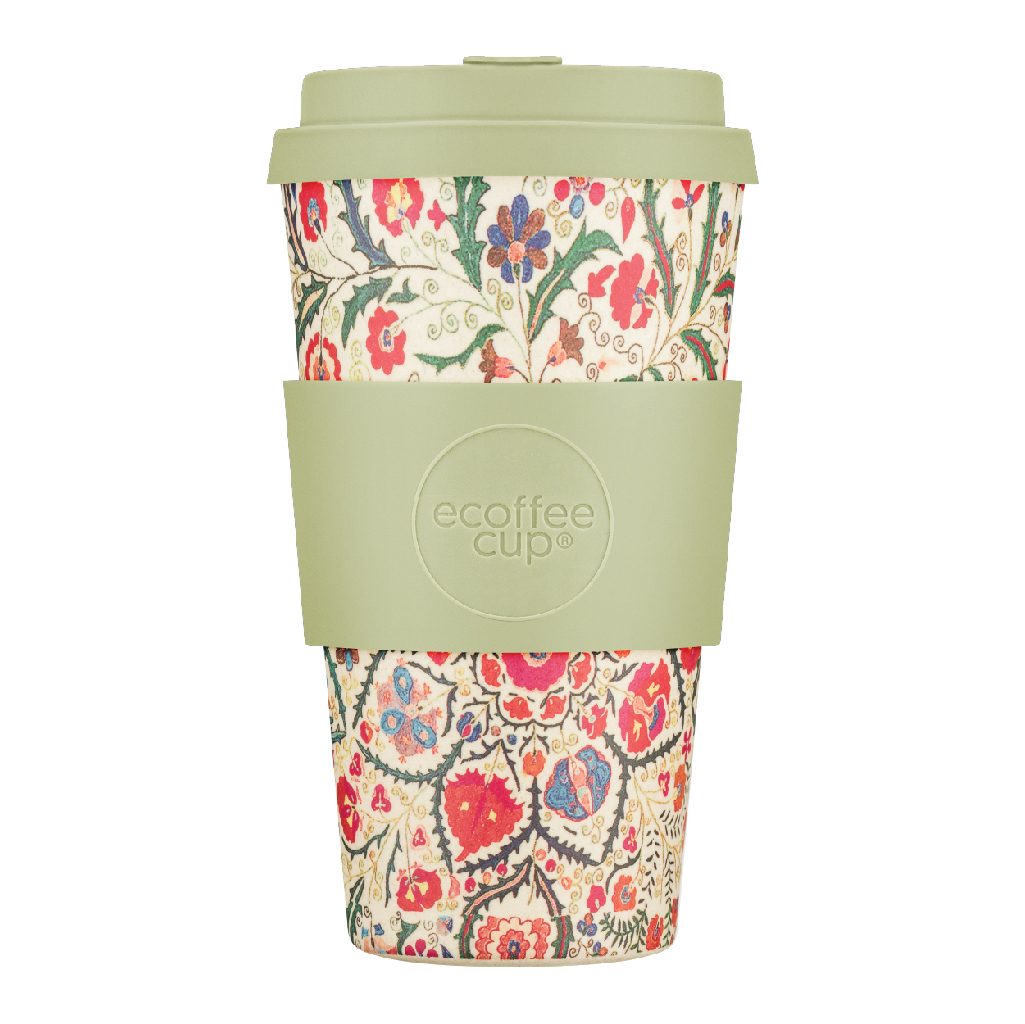 Reusable to go coffee cup Papafranco 350ML