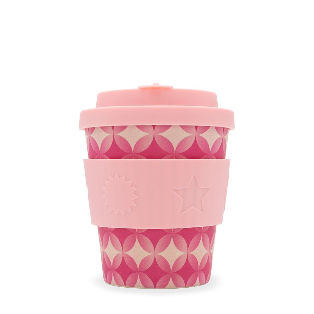 Reusable KIDS to go coffee cup Round in Yurkils